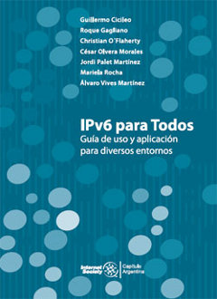 Portada de IPV6 para todos