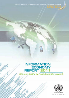 Cover of Information Economy Report 2011